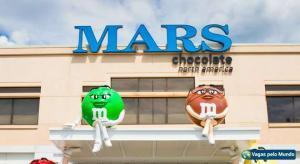Mars esta contratando em diversos paises