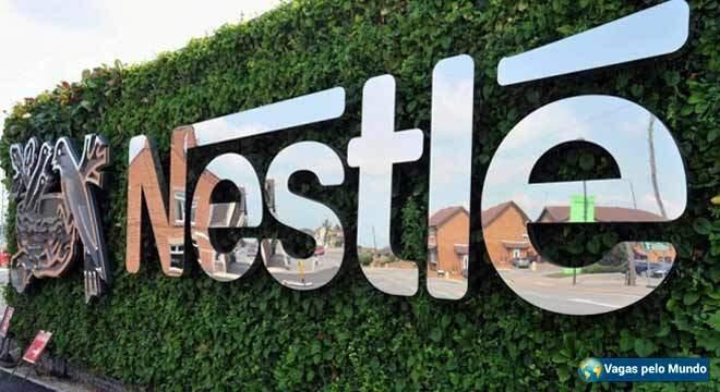 Vagas na Nestlé