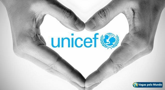 Unicef tem mais de 400 vagas abertas pelo mundo
