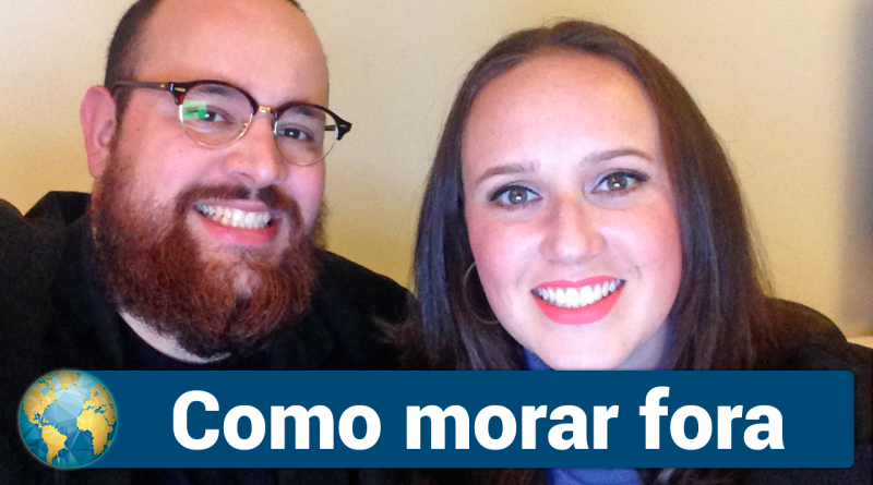 Video sobre morar fora
