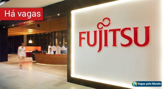 Fujitsu esta contratando em varios paises