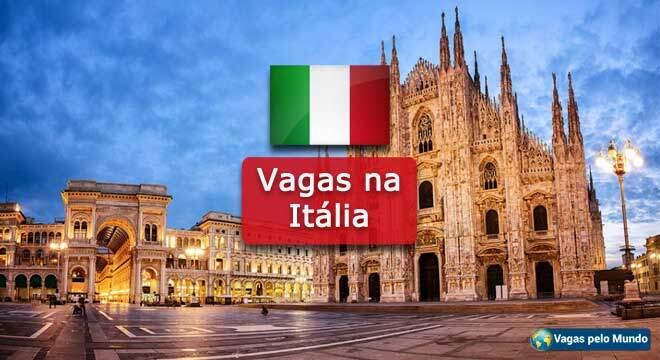 Emprego na Itália