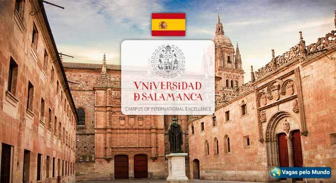 Universidade de Salamanca esta oferecendo bolsas de estudo