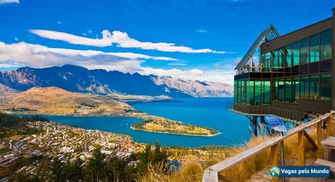 Vagas na Nova Zelândia