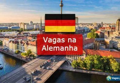 Alemanha está contratando profissionais que falem português