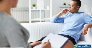 Reino Unido tem centenas de vagas abertas para psicologos