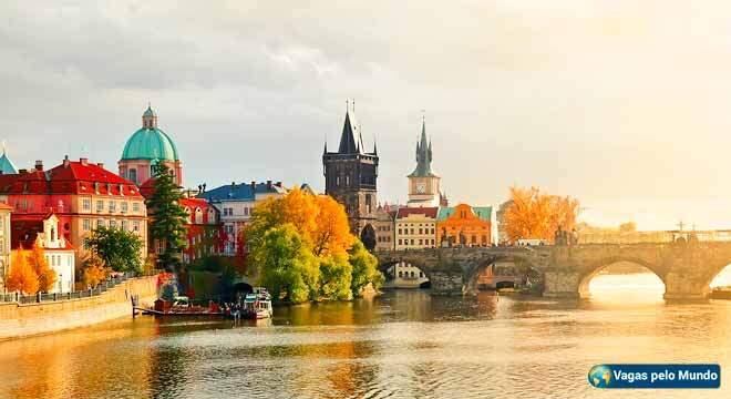 Vagas em Praga