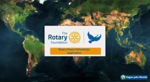 Rotary tem bolsas de estudo para seis paises