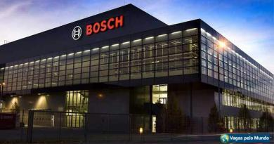 Vagas na Bosch