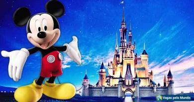 Disney tem mais de 1500 vagas abertas