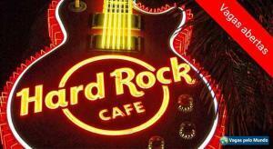Hard Rock esta contratando em diversos paises