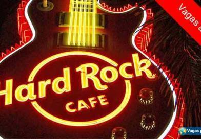 Hard Rock está contratando pelo mundo