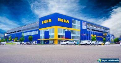 IKEA tem centenas de vagas abertas
