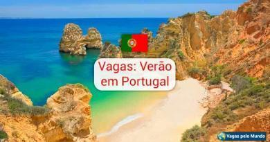 Vagas no Verao Portugal