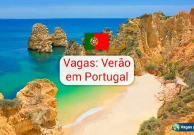Vagas para trabalhar no Verão em Portugal
