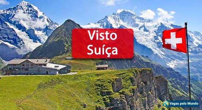 Visto para morar na Suica