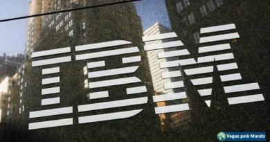 IBM esta contratando profissionais que falam portugues
