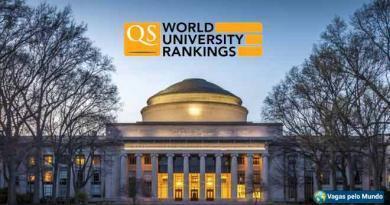 Novo ranking com as melhores universidades do mundo