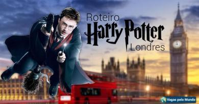 Roteiro Harry Potter Londres