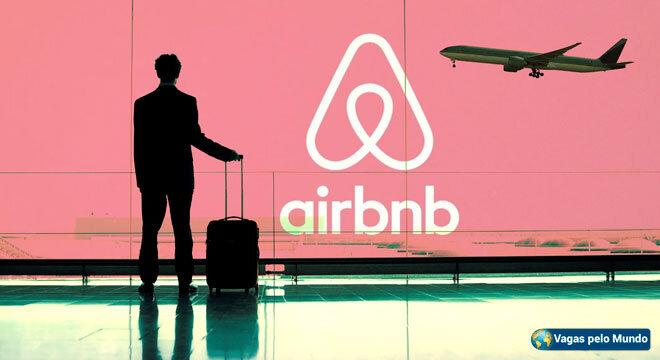 Vagas no Airbnb