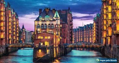 Vagas em Hamburgo