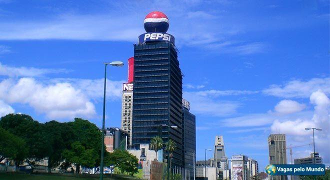 Emprego na Pepsi