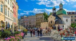 Vagas em Cracovia