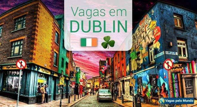 Vagas em Dublin