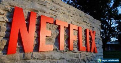 Vagas Netflix