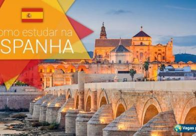Como estudar na Espanha