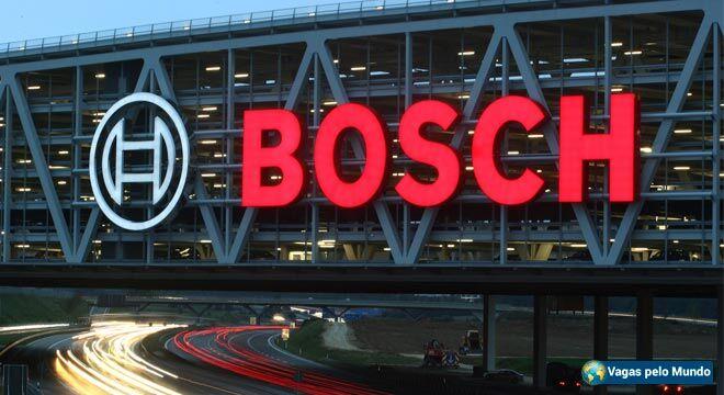 Vagas Bosch Portugal