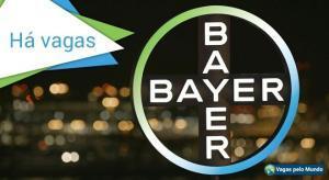 Bayer esta contratando em varios paises