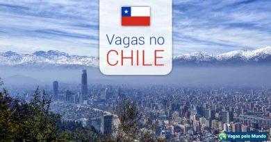 Chile tem mais de 45 mil vagas abertas