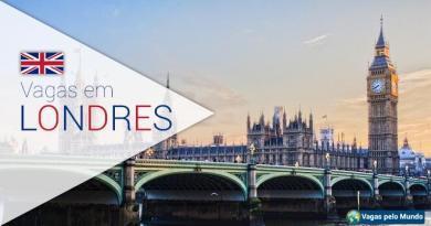 Emprego Londres