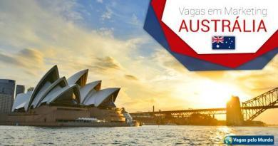 Vagas Marketing Australia