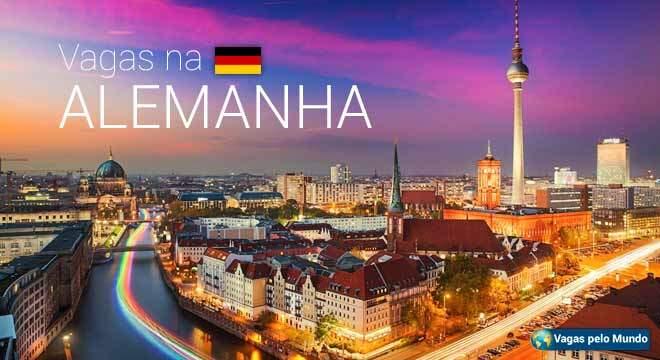 Alemanha tem vagas abertas para quem domina o português