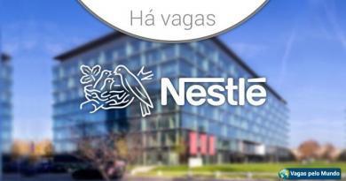 Nestle esta contratando e tem mais de mil vagas abertas
