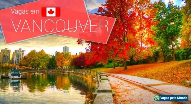 Vagas de emprego em Vancouver