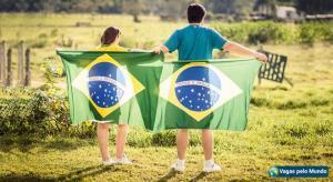 Tome cuidado com os brasileiros
