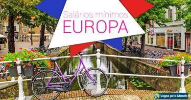 Salario na Europa