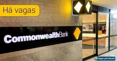 Commonwealth Bank esta contratando