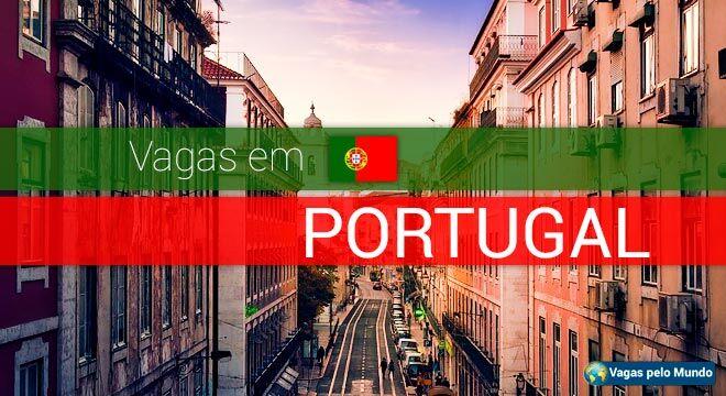 Portugal tem mais de 100 mil vagas abertas