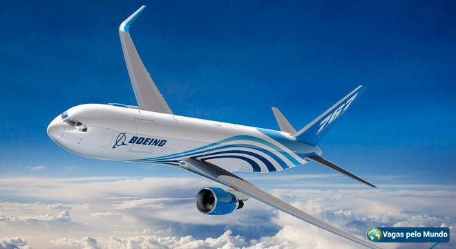Trabalho na Boeing