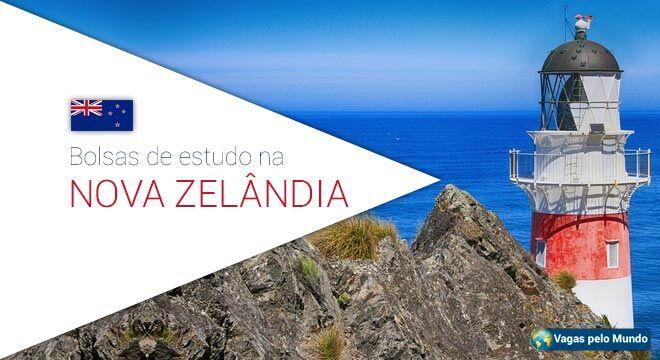 Bolsas de estudo na Nova Zelandia