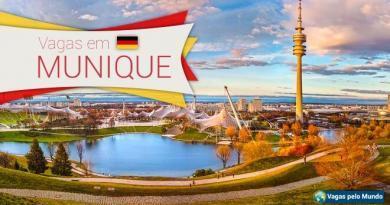 Vagas em Munique