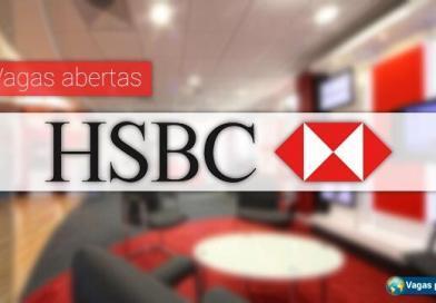 HSBC tem mais de 2 mil vagas abertas em todo o mundo
