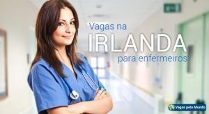 Vagas para enfermeiros na Irlanda