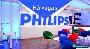 Philips esta com mais de 1.300 vagas abertas