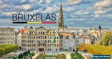 Bruxelas tem mais de 24 mil vagas abertas