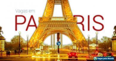 Paris tem vagas abertas para quem fala portugues
